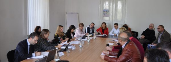 Întâlnire de lucru la CCIA Botoşani între reprezentanţii Comisiei Europene-Direcţia Generală pentru Ocuparea Forţei de Muncă, Afaceri Sociale şi Incluziune şi reprezentanţii mediului de afaceri local