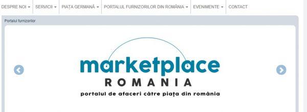 Portalul Furnizorilor din România lansat de Camera de Comerţ şi Industrie Româno-Germană